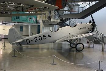 D-2054 - Private Junkers A-50ci Junior