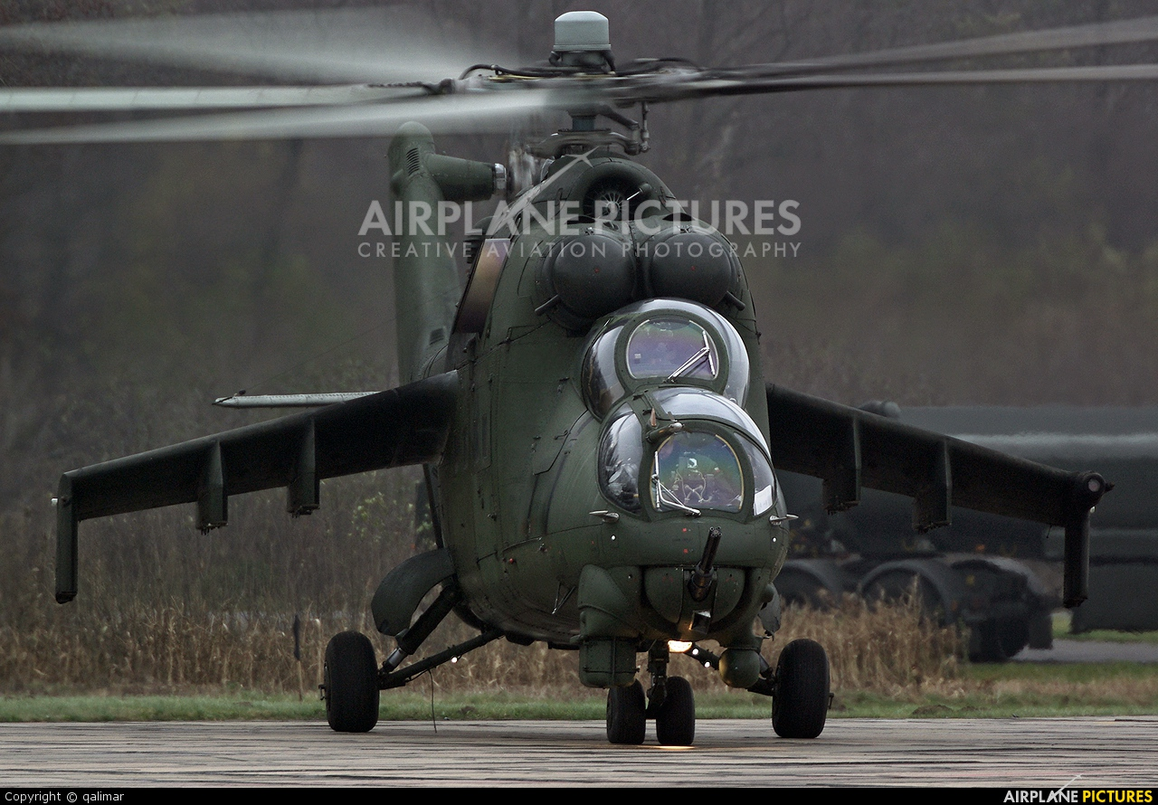 Poland - Army 174 aircraft at Darłowo