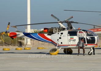 EP-HIF - Iran Helicopter Services Co Sud Aviation SA-316 Alouette III