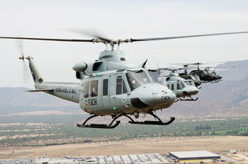 H-48 - Chile - Air Force Bell 412