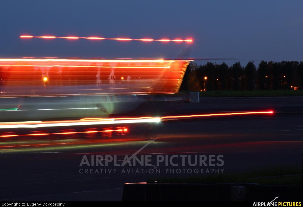 Aurela LY-DSK aircraft at Minsk-1