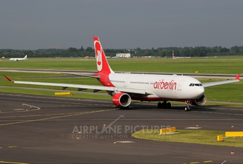 D-ALPH - Air Berlin Airbus A330-200