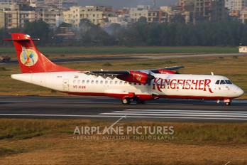 VT-KAN - Kingfisher Airlines ATR 72 (all models)
