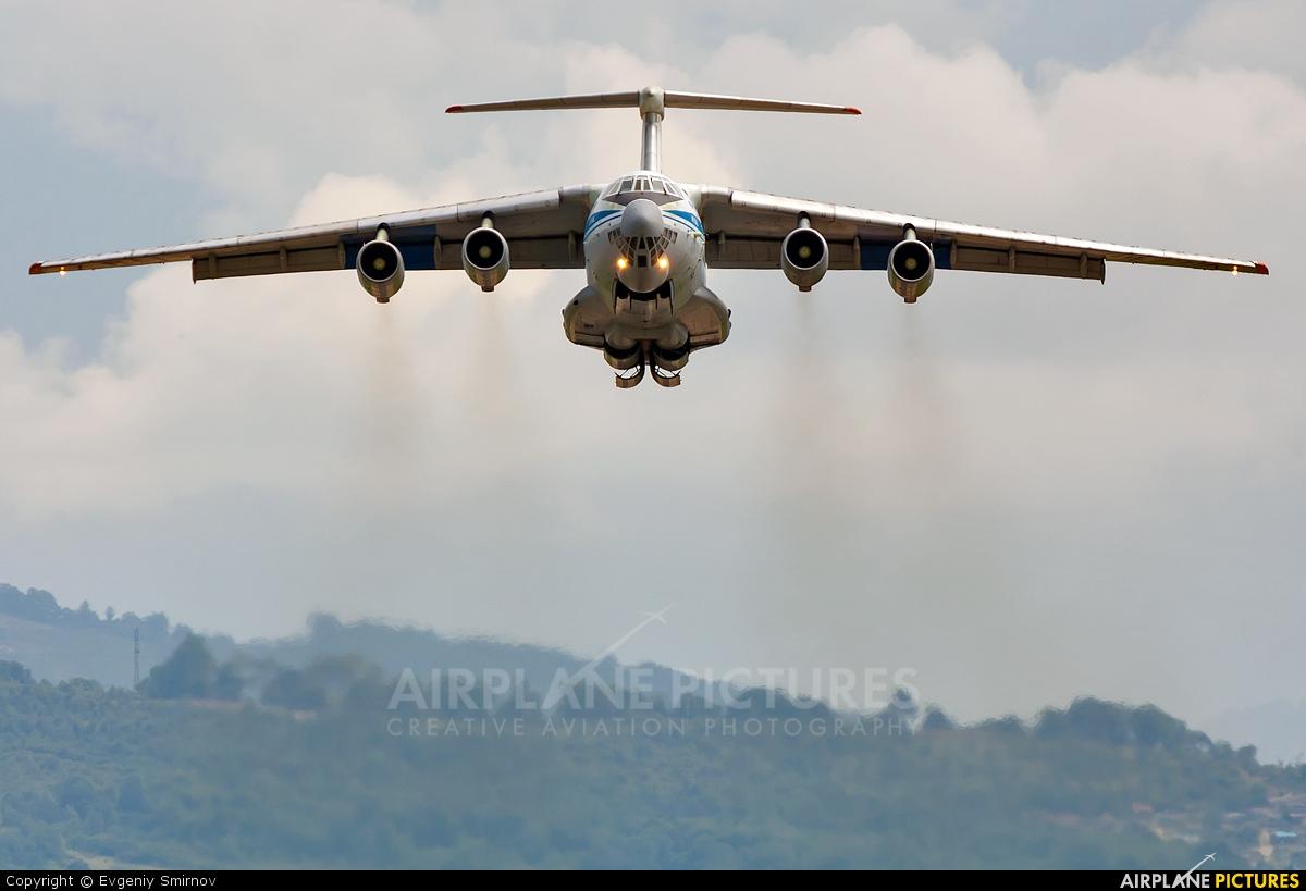 Russia - Air Force RA-76773 aircraft at Sochi Intl