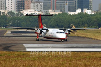 S2-AHA - Regent Airways de Havilland Canada DHC-8-300Q Dash 8