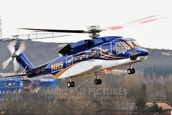 LN-OEC - Norsk Helikopterservice Sikorsky S-92