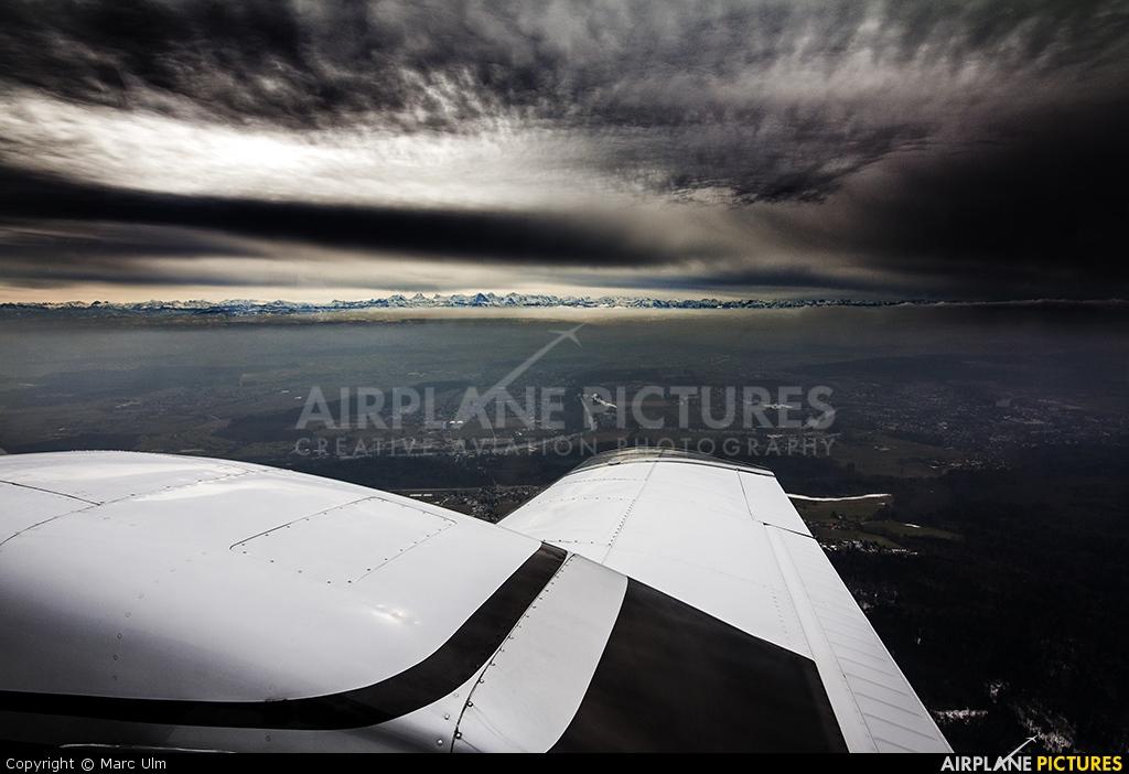 Gribair HB-LQJ aircraft at In Flight - Switzerland