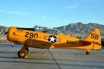 N89014 - American Airpower Heritage Museum (CAF) North American Harvard/Texan (AT-6, 16, SNJ series)