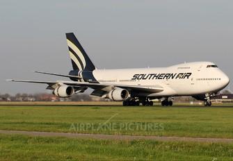N761SA - Southern Air Transport Boeing 747-200SF