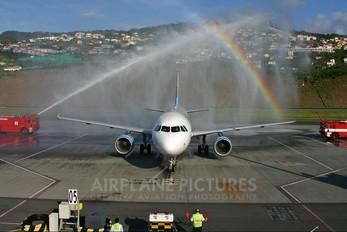 F-HBII - Aigle Azur Airbus A320