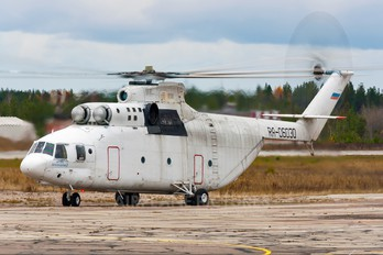 RA-06030 - 2nd Arkhangelsk Aviation Enterprise Mil Mi-26