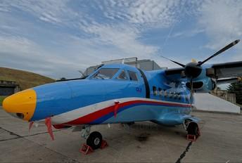 0731 - Czech - Air Force LET L-410 Turbolet