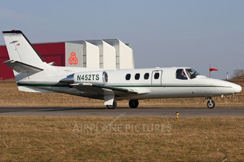 N452TS - Private Cessna 501 Citation I / SP