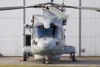 ZH838 - Royal Navy Agusta Westland AW101 111 Merlin HM.1