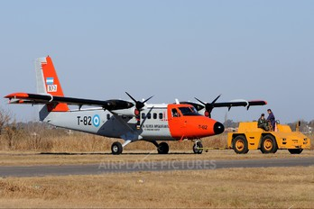 T-82 - Argentina - Air Force de Havilland Canada DHC-6 Twin Otter
