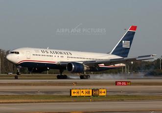 N248AY - US Airways Boeing 767-200ER