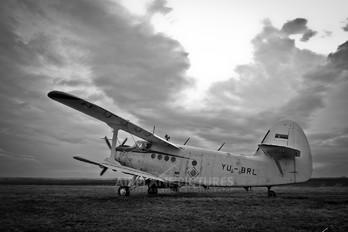 YU-BRL - PKB Korporacija Antonov An-2
