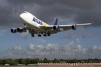 N475MC - Atlas Air Boeing 747-400F, ERF