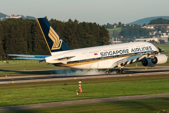 9V-SKQ - Singapore Airlines Airbus A380