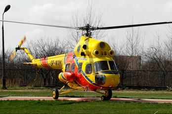 SP-WXM - Polish Medical Air Rescue - Lotnicze Pogotowie Ratunkowe Mil Mi-2