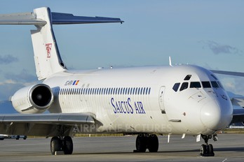 EC-KRV - Saicus Air McDonnell Douglas MD-87