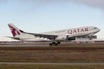 A7-AFV - Qatar Airways Cargo Airbus A330-200F