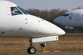 LX-LGI - Luxair Embraer ERJ-145