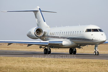 G-CGSJ - TAG Aviation Bombardier BD-700 Global Express