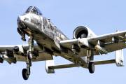 81-0962 - USA - Air Force Fairchild A-10 Thunderbolt II (all models) aircraft