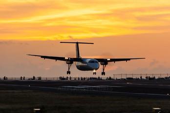 V2-LGH - LIAT de Havilland Canada DHC-8-300Q Dash 8