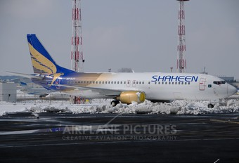 AP-BJT - Shaheen Air International Boeing 737-400