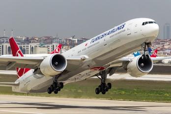 TC-JJP - Turkish Airlines Boeing 777-300ER