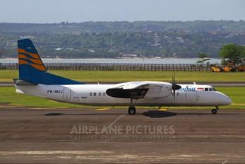 PK-MZJ - Merpati Nusantara Airlines Xian MA-60