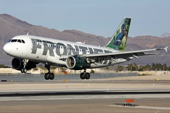 N902FR - Frontier Airlines Airbus A319