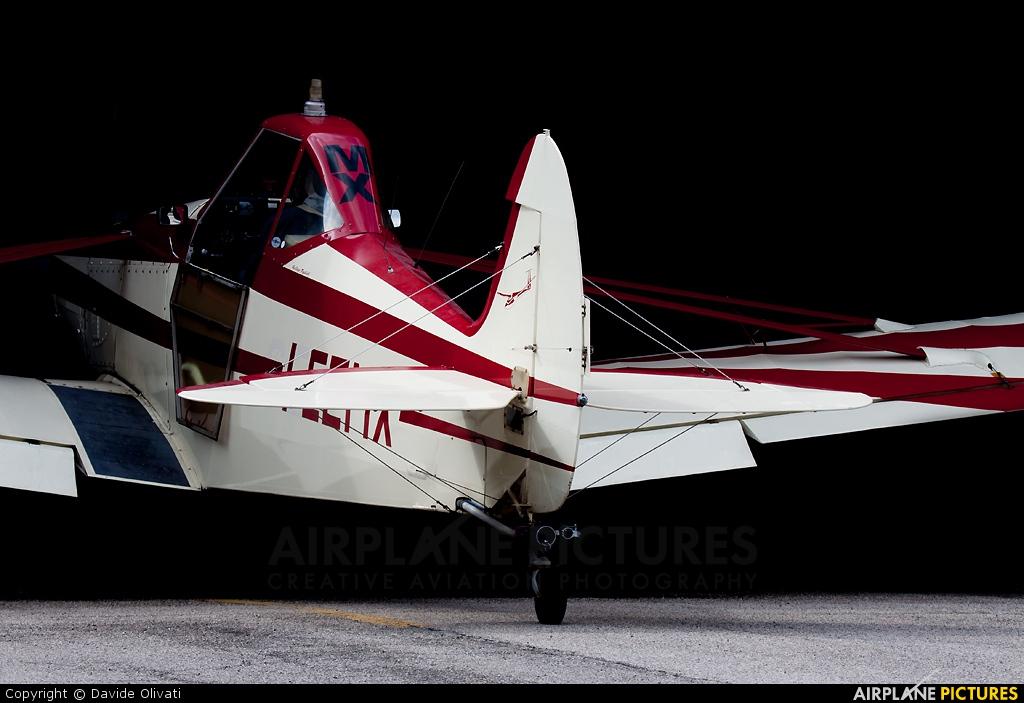 Private I-EEMX aircraft at Verona - Boscomantico