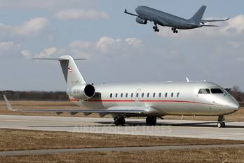 OE-ILY - Vistajet Canadair CL-600 CRJ-200