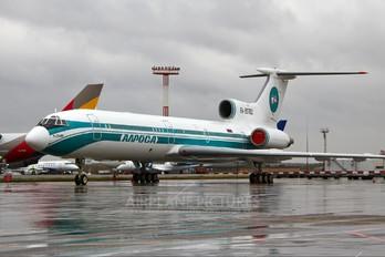 RA-85782 - Alrosa Tupolev Tu-154M