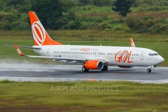 PR-GGF - GOL Transportes Aéreos  Boeing 737-800