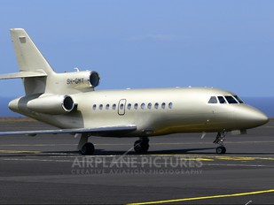 9H-GMT - Comlux Aviation Dassault Falcon 900 series