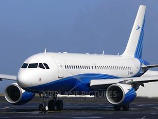 G-NMAK - Twin Jet Airbus A319 CJ