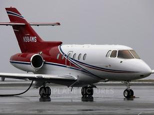 N984MS - Private Hawker Beechcraft 850XP