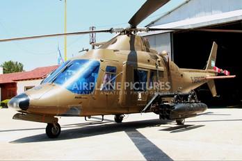 AE-338 - Argentina - Army Agusta / Agusta-Bell A 109A Mk.II Hirundo