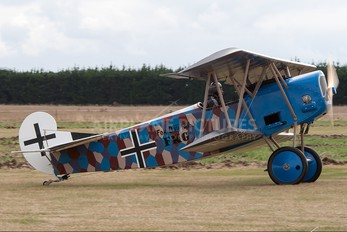 ZK-FKG - Private Fokker D.VII (replica)