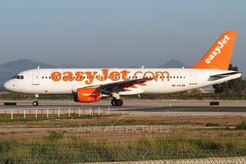 HB-JYE - easyJet Switzerland Airbus A320