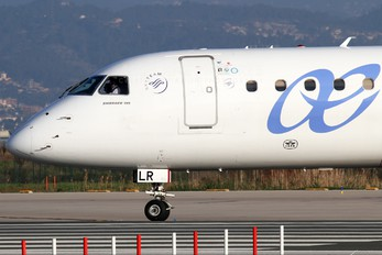 EC-LLR - Air Europa Embraer ERJ-195 (190-200)