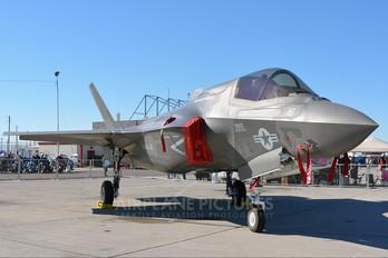 168718 - USA - Marine Corps Lockheed Martin F-35B Lightning II