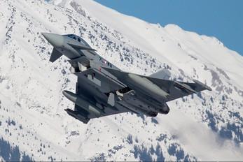 7L-WB - Austria - Air Force Eurofighter Typhoon S