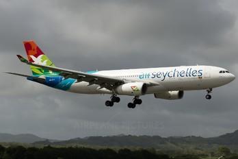 A6-EYY - Air Seychelles Airbus A330-200