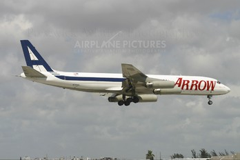 N791AL - Arrow Air Douglas DC-8-62CF
