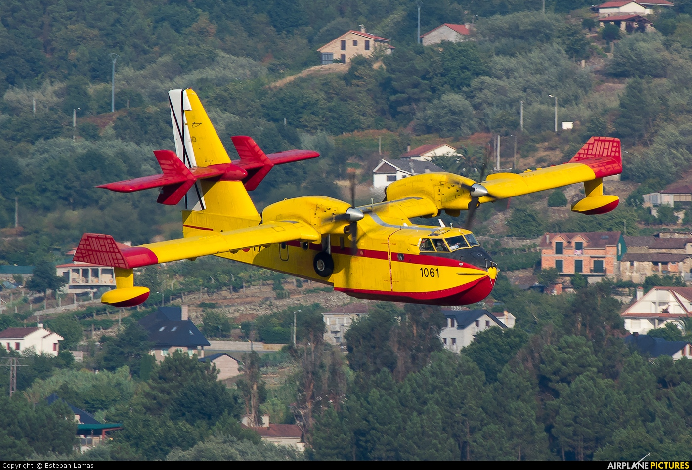 Spain - Air Force UD.13-17 aircraft at Off Airport - Spain